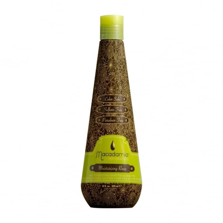 Macadamia Moisturizing Rinse - 300ml Daily Conditioner