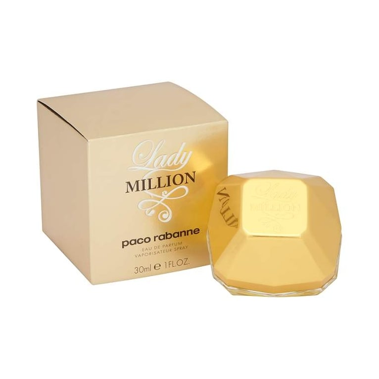 Paco Rabanne Lady Million - 80ml Eau De Parfum Spray