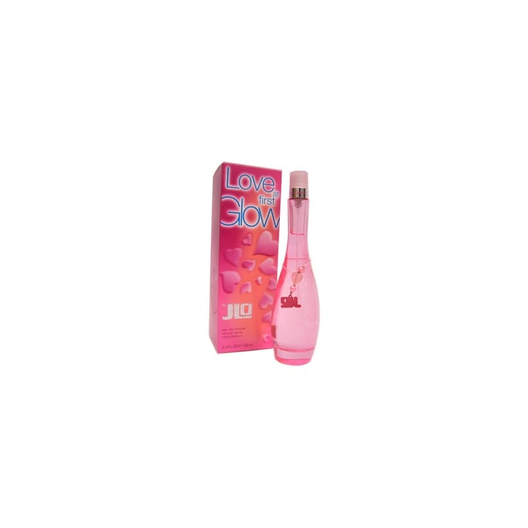 J Lo Love At First Glow - 100ml Eau De Toilette Spray