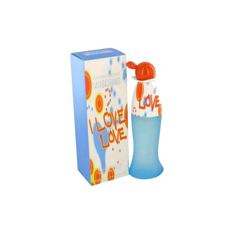 Moschino Cheap & Chic I Love Love - 100ml Eau De Toilette Spray