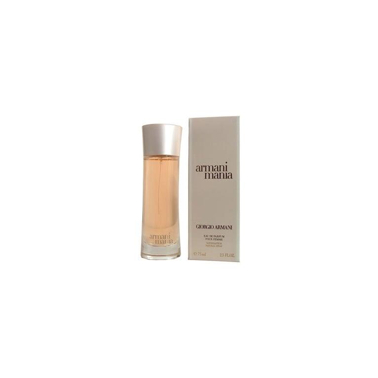 Giorgio Armani Mania - 75ml Eau De Parfum Spray, Not Sealed.