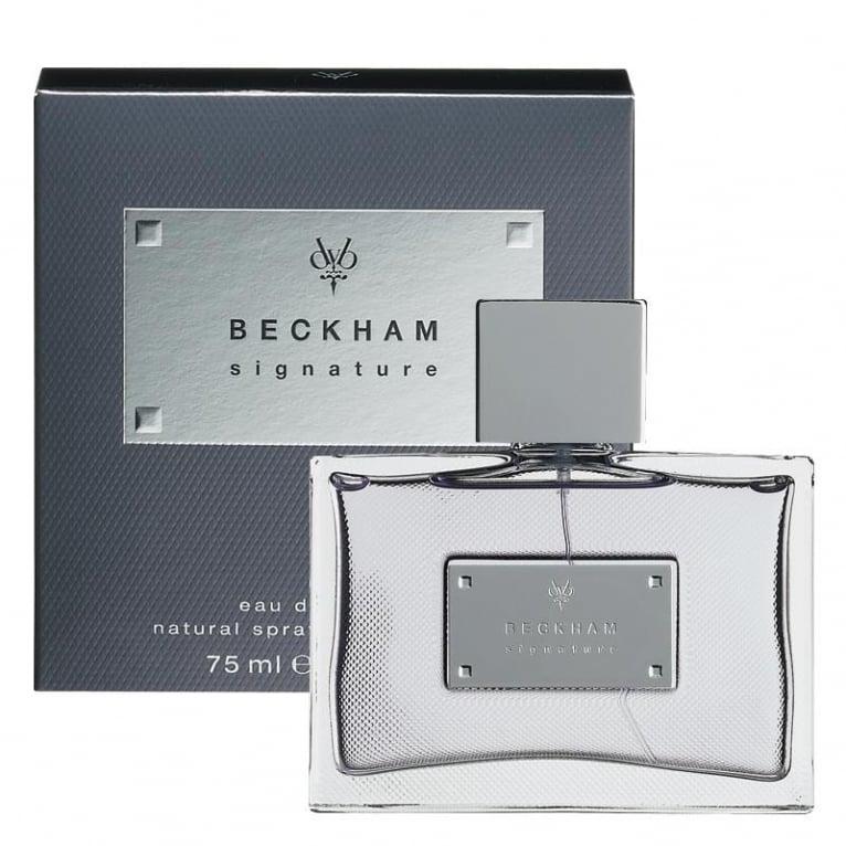 Beckham Signature for Men - 30ml Eau De Toilette Spray