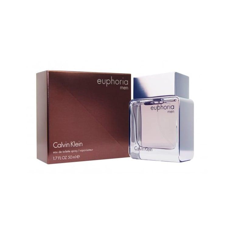 Calvin Klein Euphoria For Men - 50ml Eau De Toilette Spray