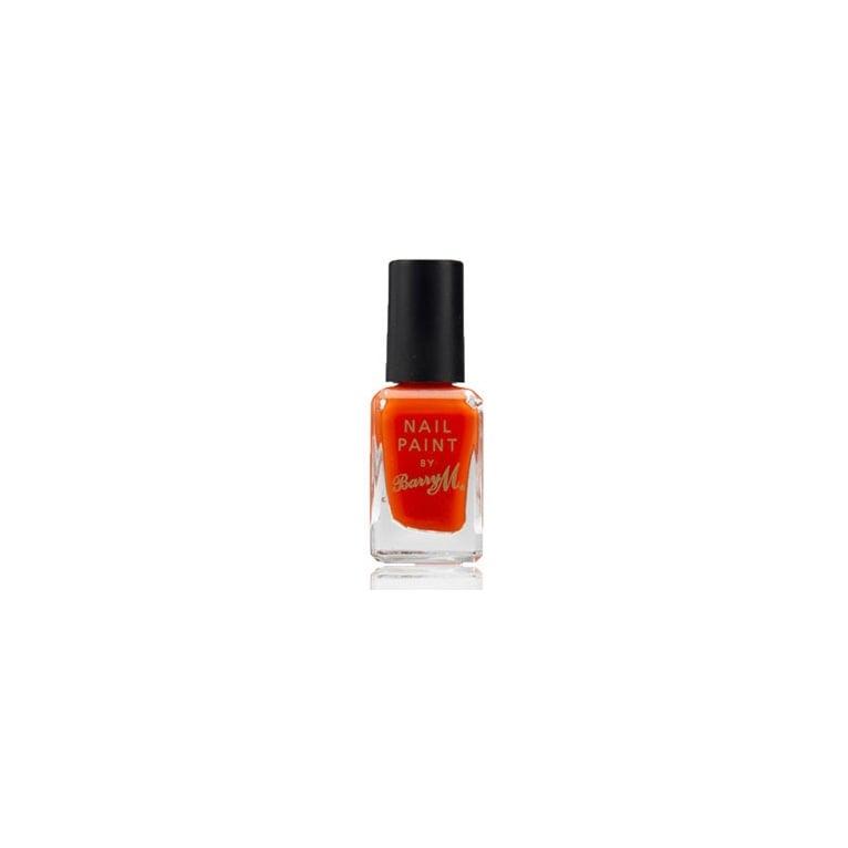 Barry M Nail Paint - 301 Block Orange