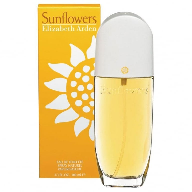 Elizabeth Arden Sunflowers - 100ml Eau De Toilette Spray