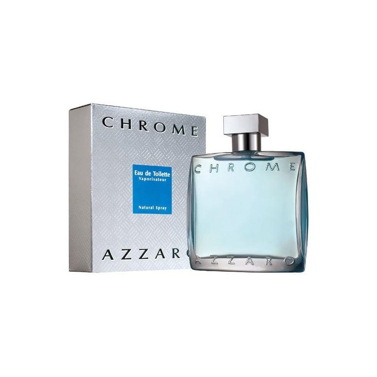 Azzaro Chrome - 100ml Eau De Toilette Spray