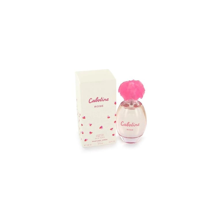 Gres Cabotine Rose - 100ml Eau De Toilette Spray