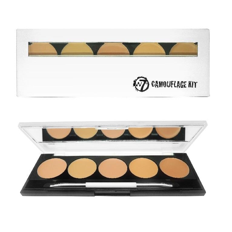 W7 Cosmetics Camouflage Kit - Cream - Concealer Palette