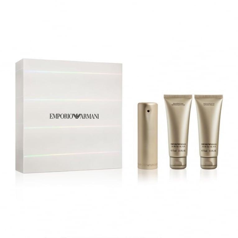 Emporio Armani She - Gift Set
