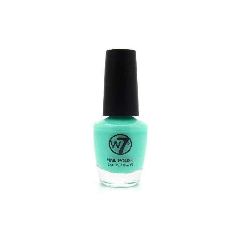 W7 Cosmetics Nail Polish - 29 Mintoff.