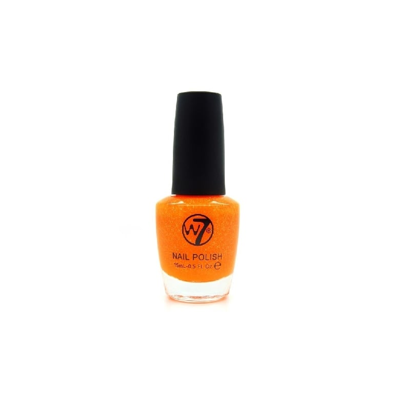 W7 Cosmetics Nail Polish - 9 Orange Dazzle