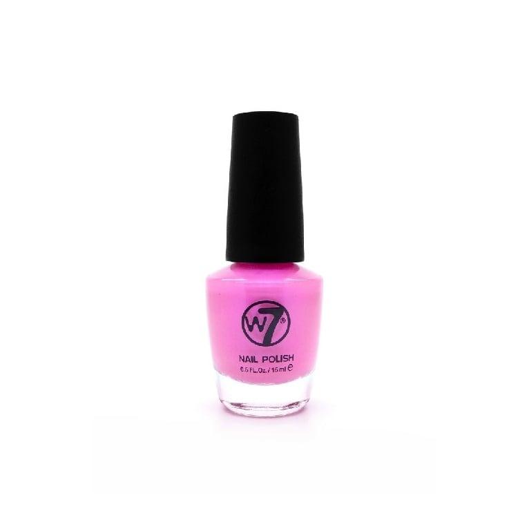 W7 Cosmetics Nail Polish - 10 Pinkliscious.
