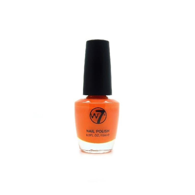 W7 Cosmetics Nail Polish - 11 Orange Cream