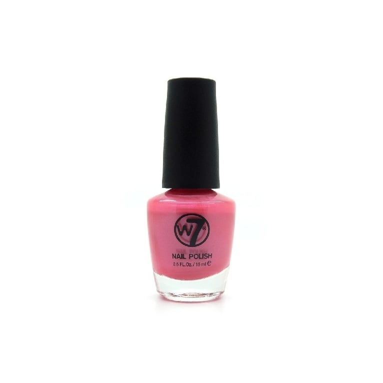 W7 Cosmetics Nail Polish - 18 Fluorescent Purple