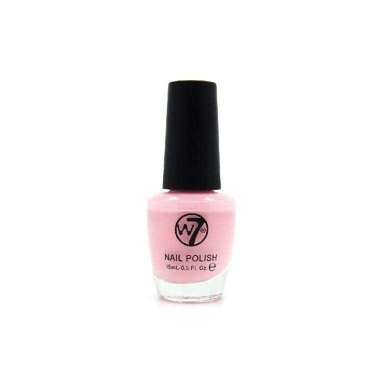W7 Cosmetics Nail Polish - 19 Baby Pink