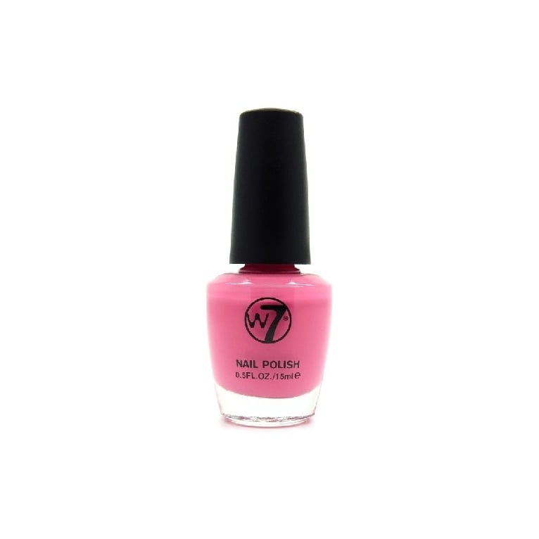 W7 Cosmetics Nail Polish - 20 Barbie Pink