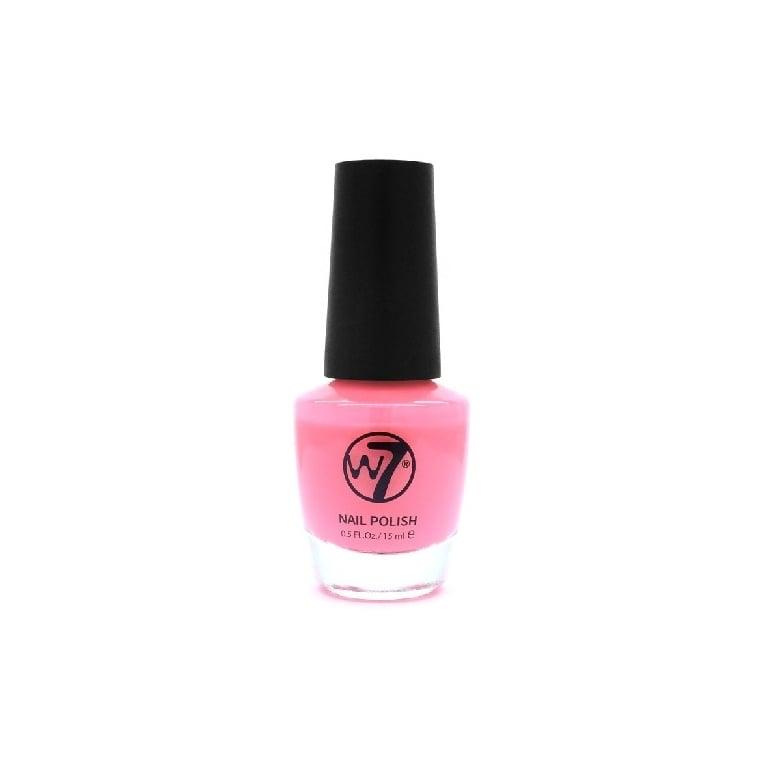 W7 Cosmetics Nail Polish - 21 Pinkish.