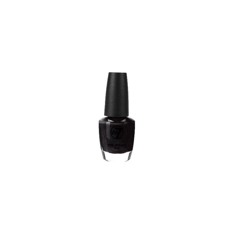 W7 Cosmetics Nail Polish - 26 Black Cherry