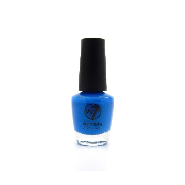 W7 Cosmetics Nail Polish - 32 Cobalt.