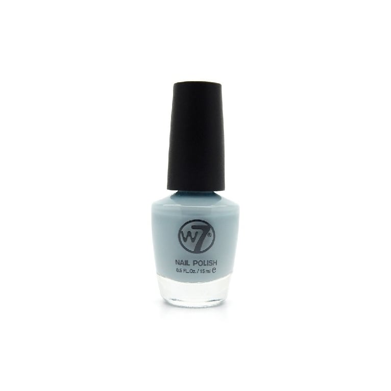 W7 Cosmetics Nail Polish - 39 Lady Grey.