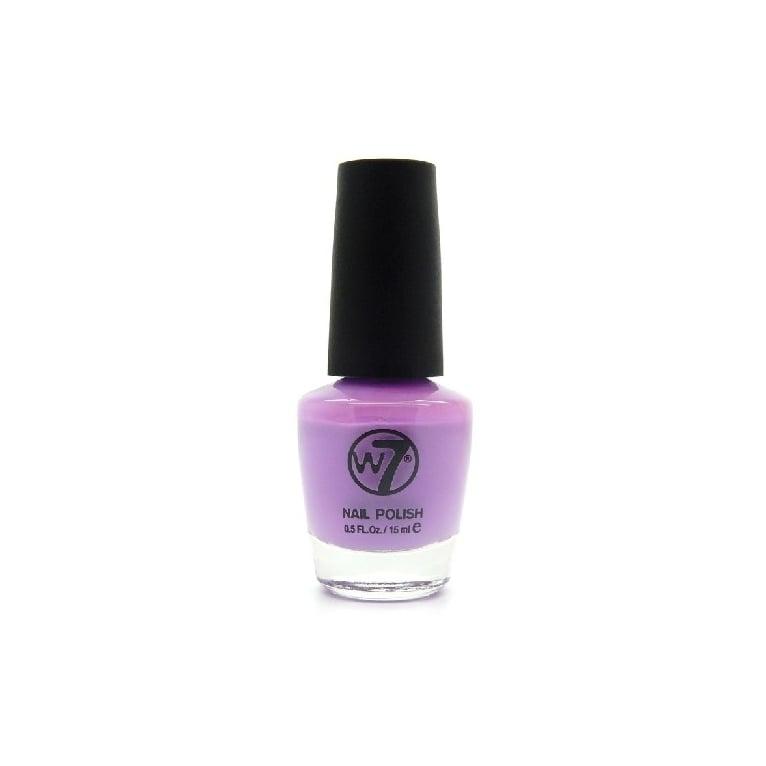 W7 Cosmetics Nail Polish - 52 Lilac Haze.