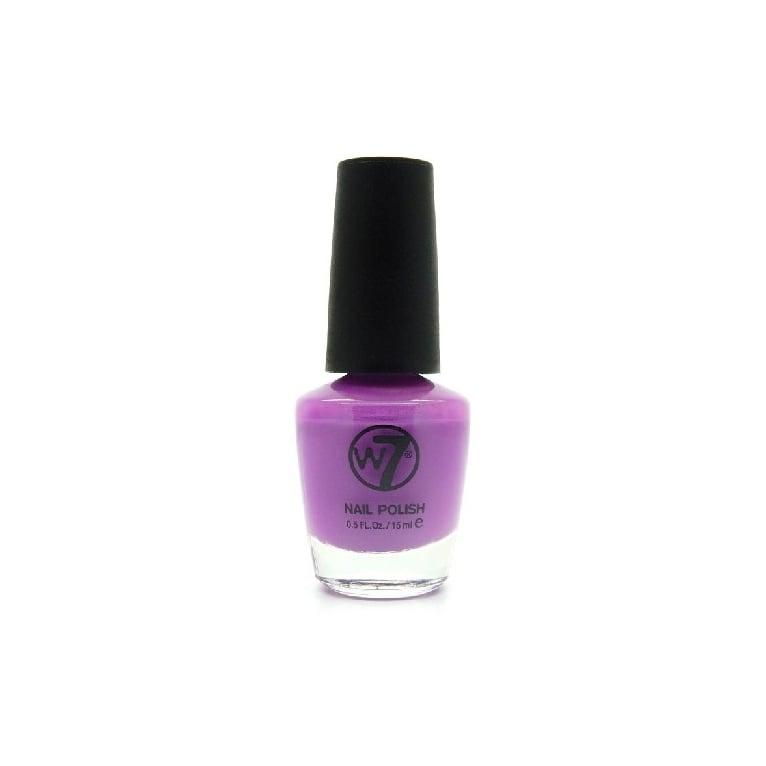 W7 Cosmetics Nail Polish - 56 Damson.