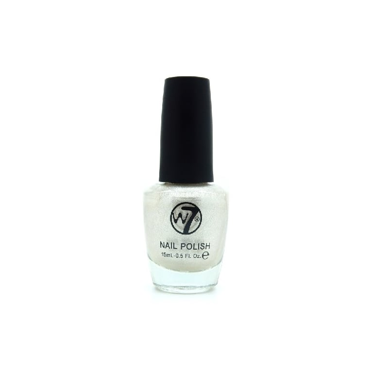 W7 Cosmetics Nail Polish - 57 Polar Bear