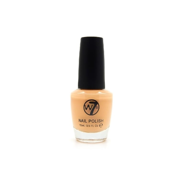 W7 Cosmetics Nail Polish - 68 Sheer Peach