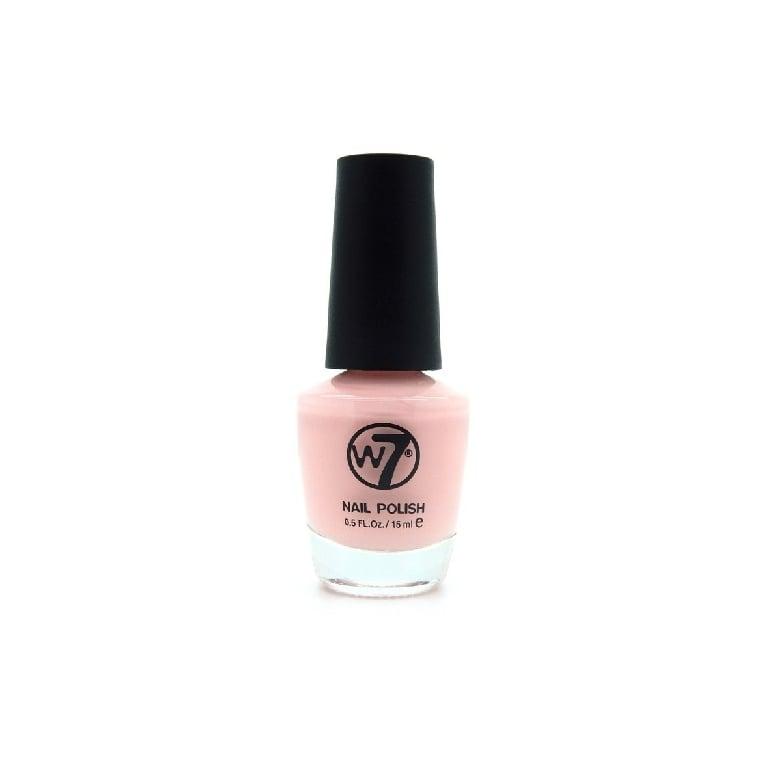 W7 Cosmetics Nail Polish - 69 Sheer Pink