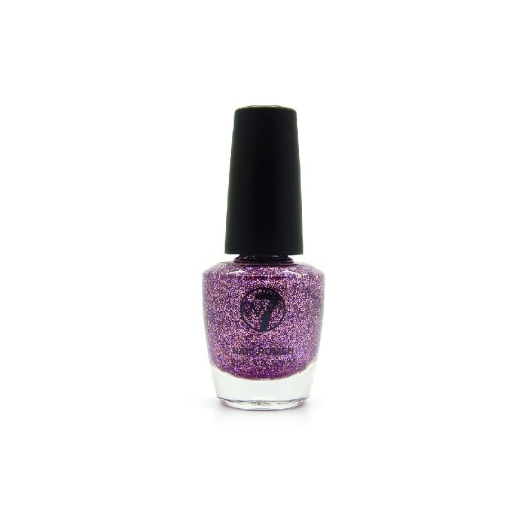 W7 Cosmetics Nail Polish - 72 Cosmic Mauve