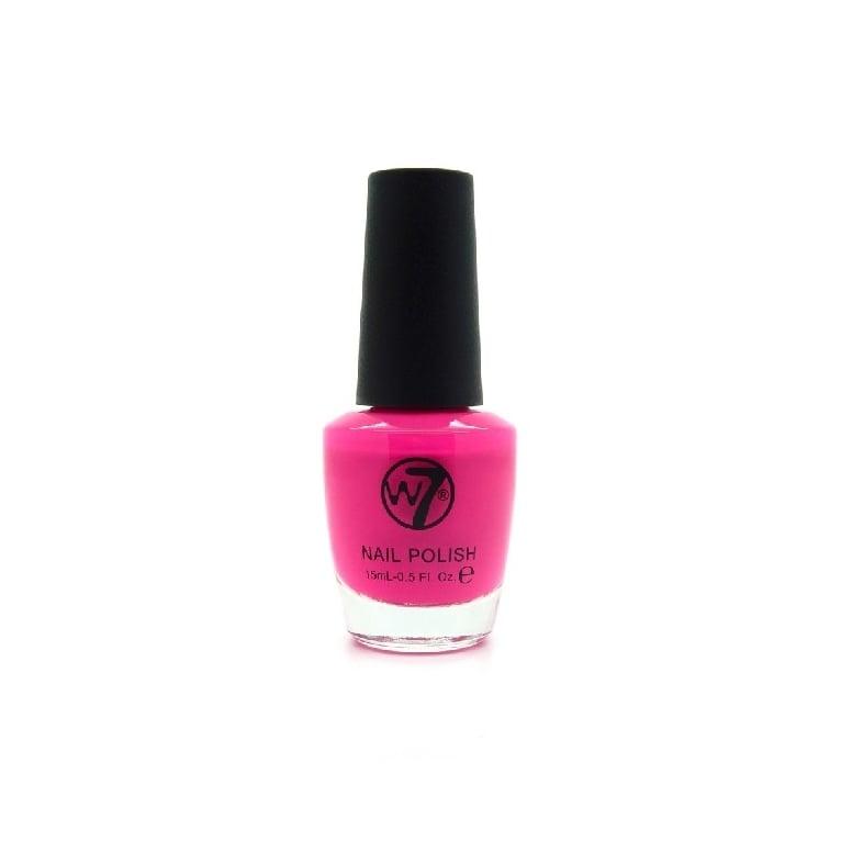 W7 Cosmetics Nail Polish - 78 Fuchsia