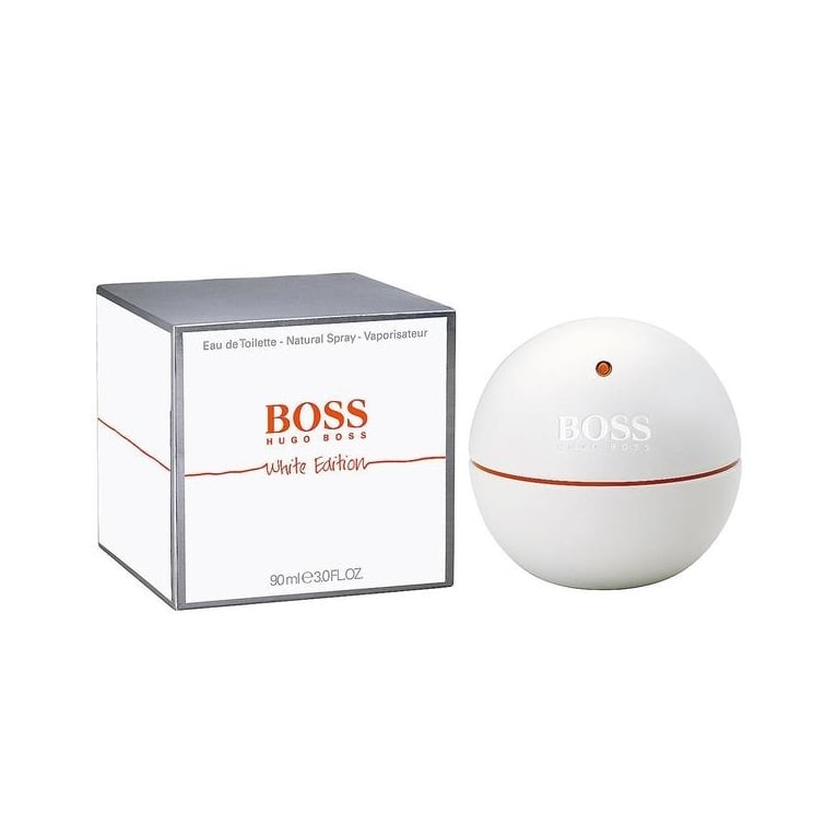 Hugo Boss In Motion White Edition - 40ml Eau De Toilette Spray