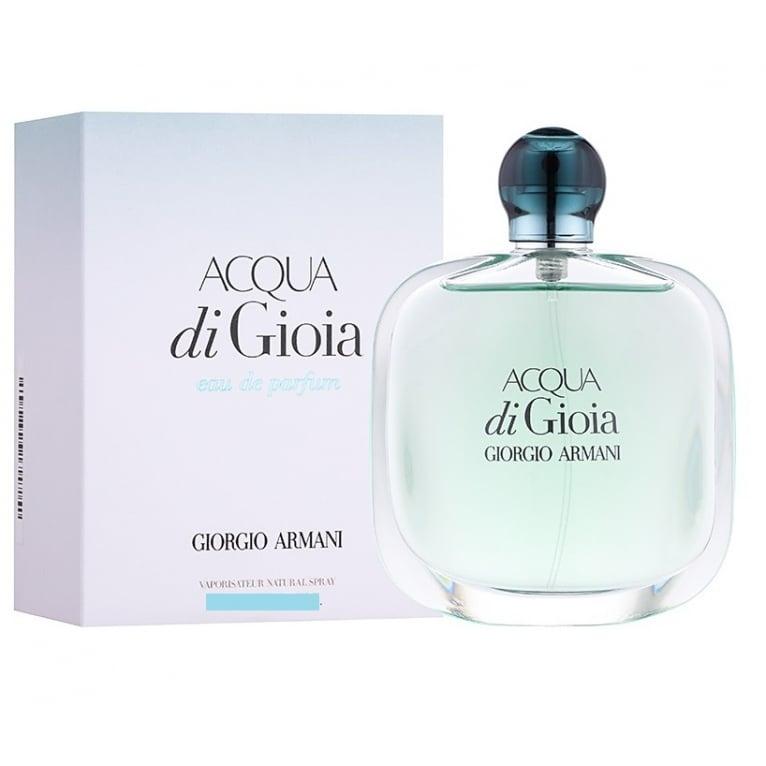 Giorgio Armani Acqua Di Gioia - 100ml Eau De Parfum Spray.