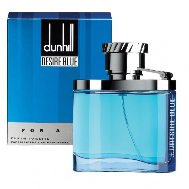 Dunhill Desire Blue - 100ml Eau De Toilette Spray.
