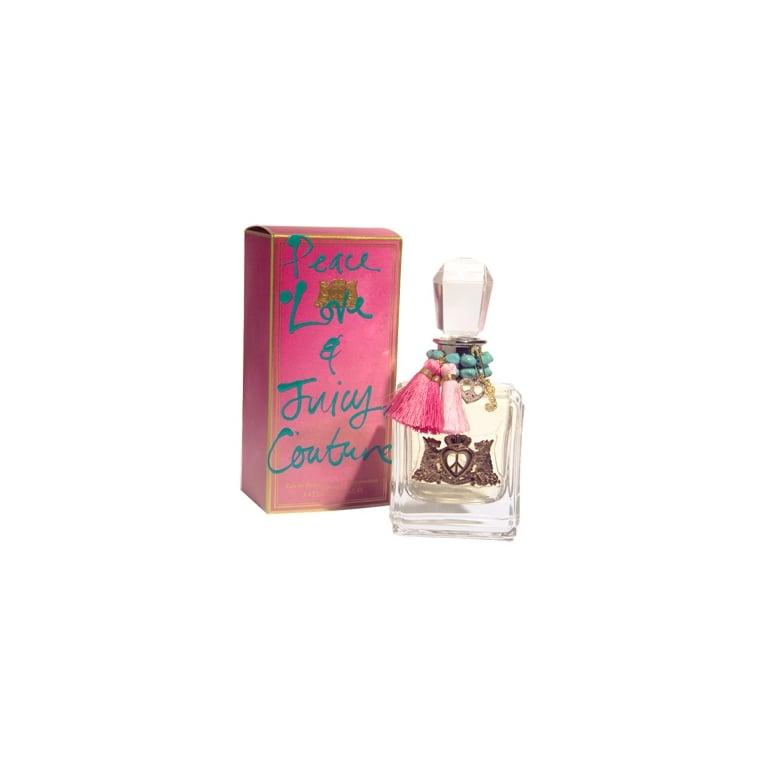 Juicy Couture Peace, Love & Juicy Couture 100ml Eau De Parfum Spray.