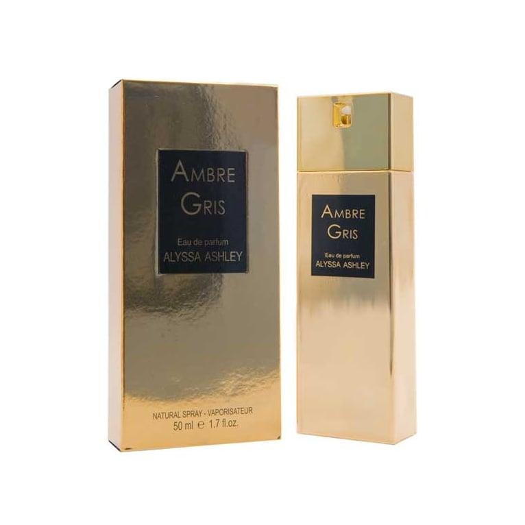 Alyssa Ashley Ambre Gris - 100ml Eau De Parfum Spray.