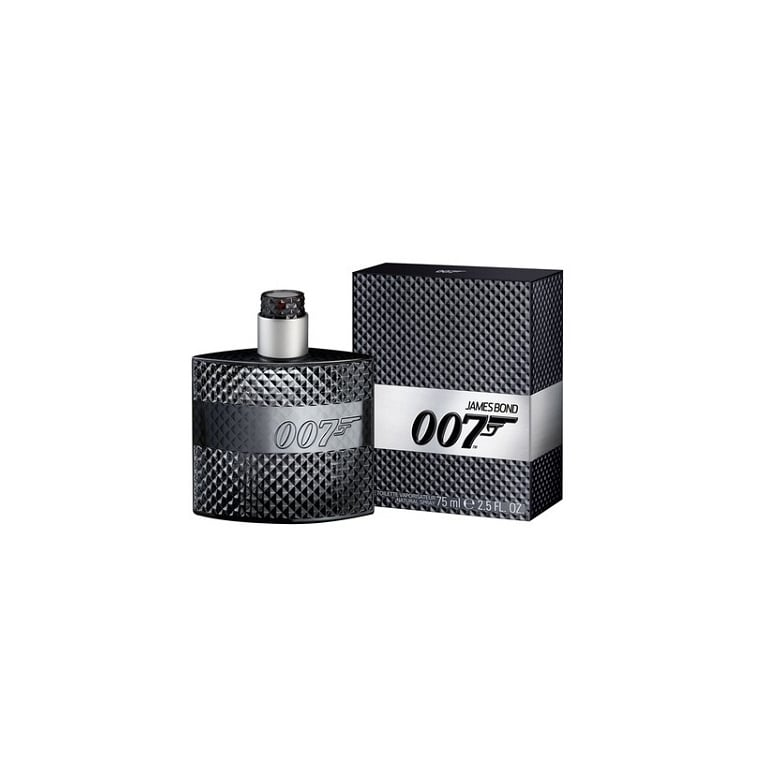 James Bond 007 - 50ml Eau De Toilette Spray.