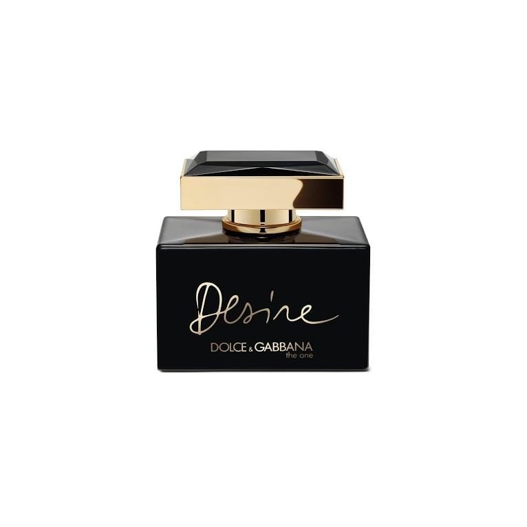 Dolce and Gabbana The One Desire 75ml Eau De Parfum Intense Spray.