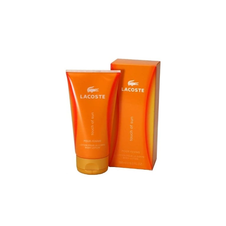 Lacoste Touch Of Sun - 150ml Perfumed Body Lotion