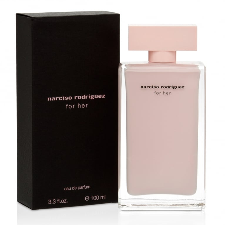 Narciso Rodriguez Her - 100ml Eau De Parfum Spray