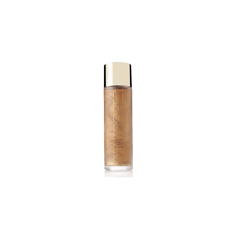 St Tropez Self Tan Luxe Dry Oil 100ml.