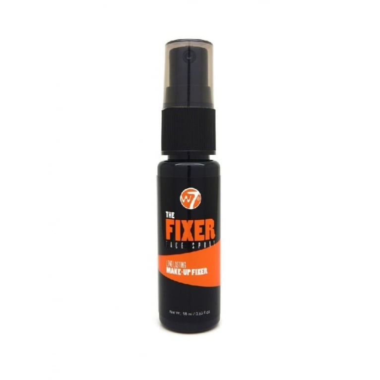 W7 Cosmetics The Fixer Face Spray - Sets Make Up For Long Lasting Wear.