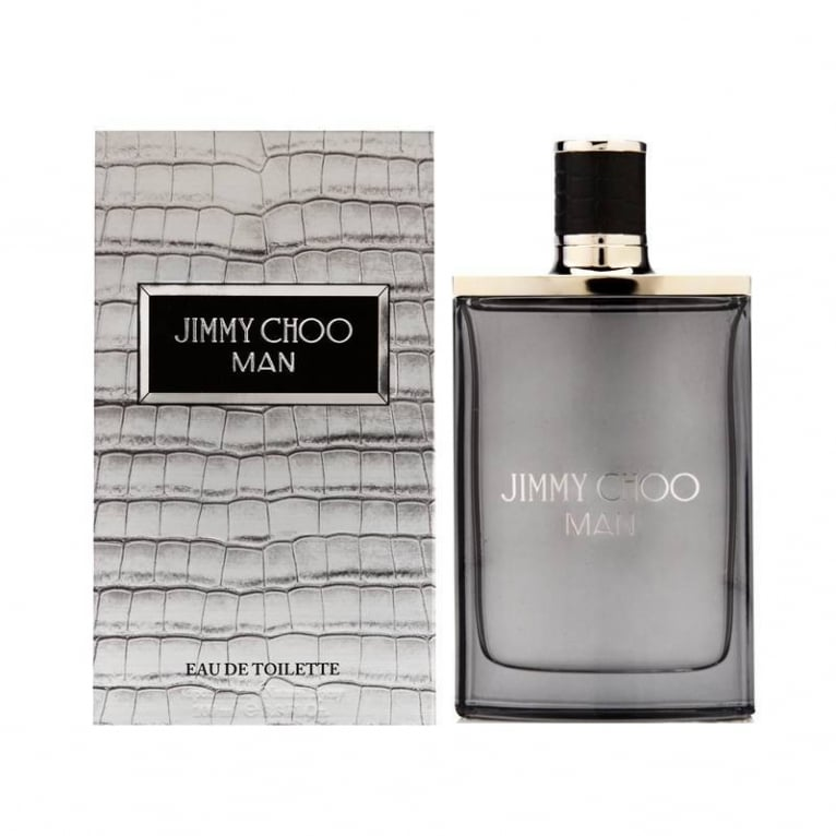Jimmy Choo Man - 100ml Eau De Toilette Spray.