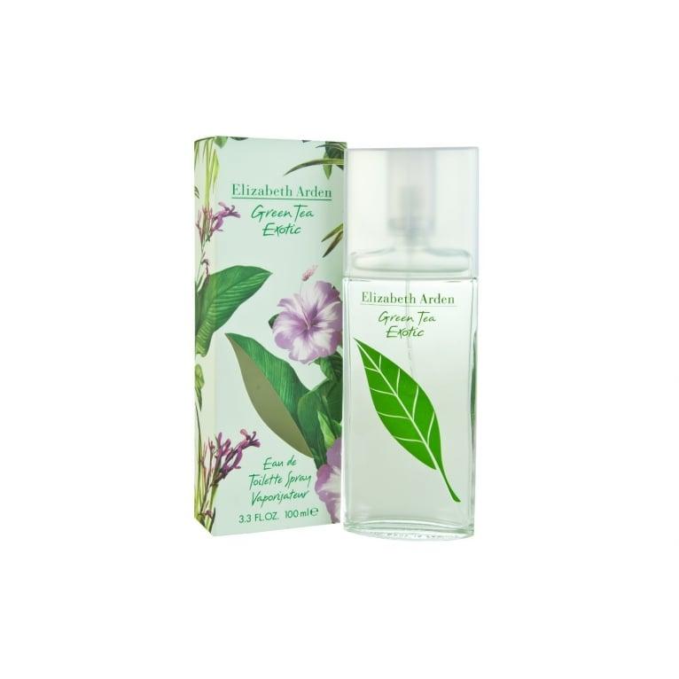 Elizabeth Arden Green Tea Exotic 100ml Eau De Toilette Spray.