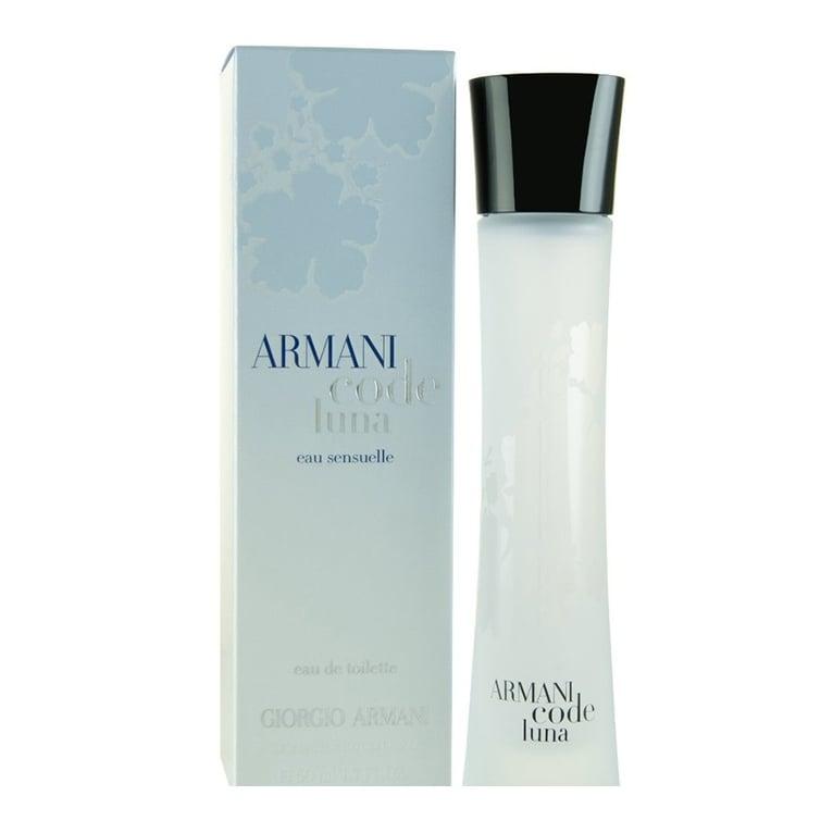 Giorgio Armani Code Luna Eau Sensuelle - 75ml Eau De Toilette Spray.