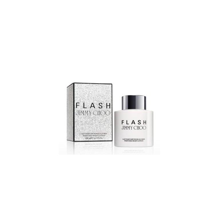 Jimmy Choo Flash - 100ml Perfumed Body Lotion.