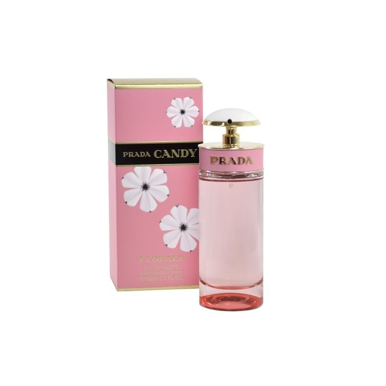 Prada Candy Florale - 80ml Eau De Toilette Spray.