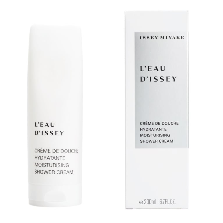 Issey Miyake L'eau D'issey - 200ml Shower Cream.