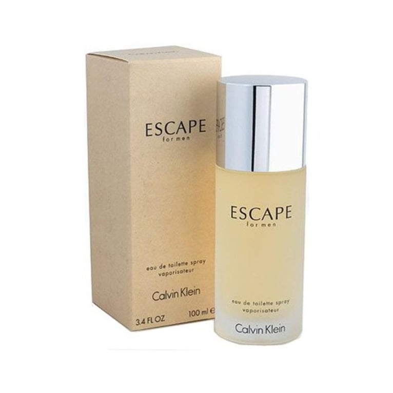 Calvin Klein Escape For Men - 50ml Eau De Toilette Spray.