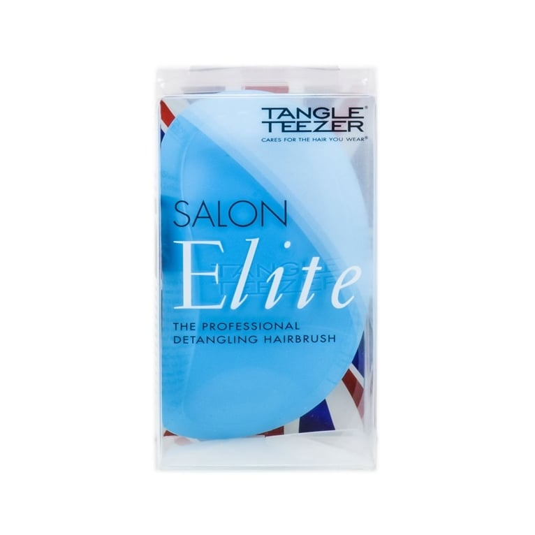 Tangle Teezer Salon Elite The Professional Detangling Hairbrush Blue Blush